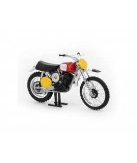 Modèle réduit 1:12ème Husqvarna 400 1970