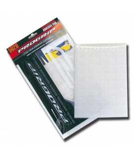 planche sticker transparente grip 21cm x 16cm (3 planches)