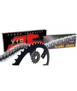 kit chaine JT SPROCKET YAMAHA 50 DT 03-11