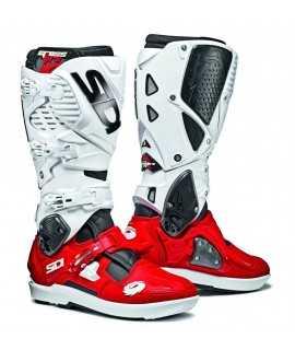 bottes SIDI CROSSFIRE 3 SRS rouge blanc