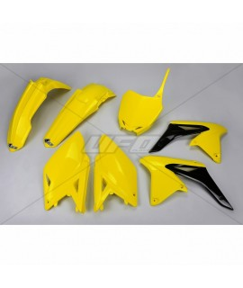 kit plastique UFO SUZUKI RMZ 250 10-18