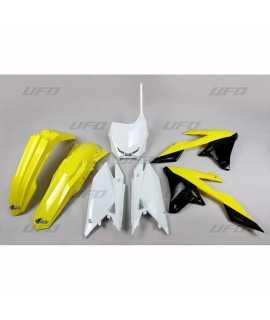 kit plastique UFO SUZUKI 450 RMZ 18-20