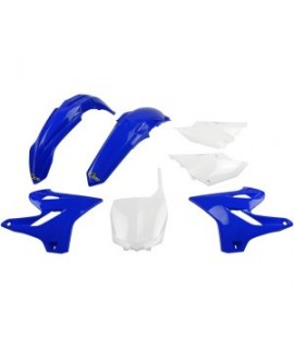 kit plastique UFO YAMAHA 125 / 250 YZ 15-20