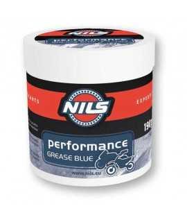 graisse NILS PERFORMANCE bleue étanche haute température