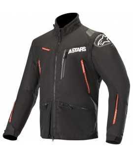 veste ENDURO alpinestars venture r noir rouge