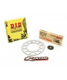 Kit chaîne D.I.D/RENTHAL 250 CRF 18-20