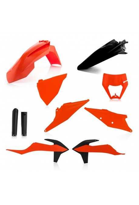 full kit plastique ACERBIS EXC/F 20-