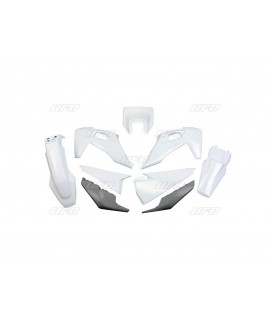 kit plastique UFO HUSQVARNA TE-I / FE 2020