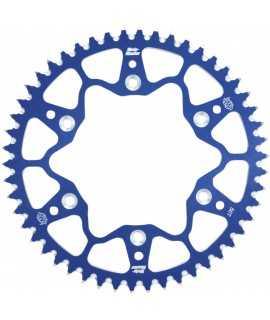 couronne alu MOTOMASTER bleue 85 SX et TC
