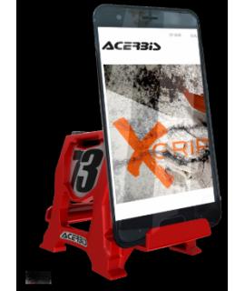 support smartphone ACERBIS 73 NOIR