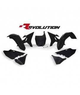 kit plastique RACETECH REVOLUTION 125/250 YZ 02-20 (sans reservoir)
