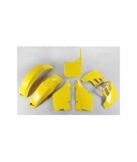 kit plastique SUZUKI 125/250 RM 89-91