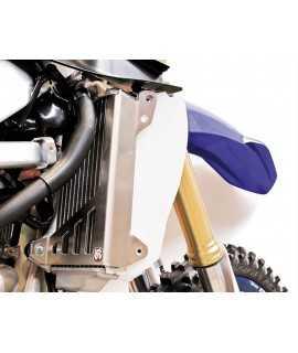 Protection radiateur AXP bleu 250 YZF 19-20, 450 YZF 18-20