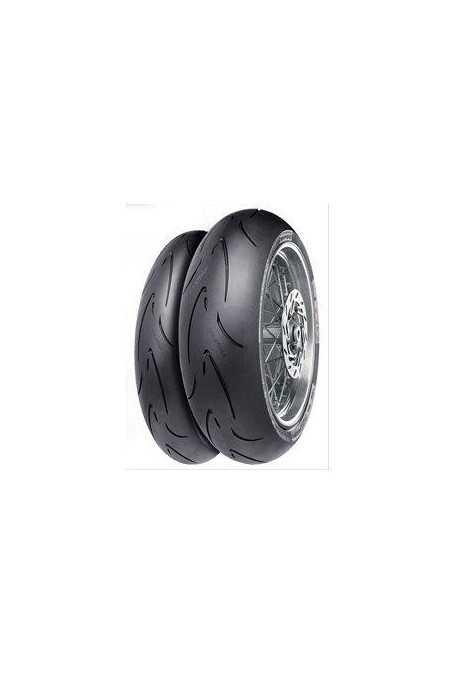 pneu continental contiattack sm evo 150 60 r 17. Black Bedroom Furniture Sets. Home Design Ideas