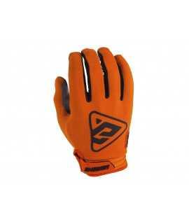 Gants ANSWER AR3 orange/noir
