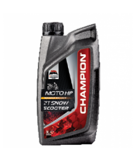Huile moteur Champion Moto HP 2T Snowscoot
