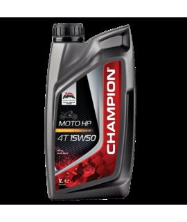 Huile moteur 4T Champion Moto HP 15w50 1 litre