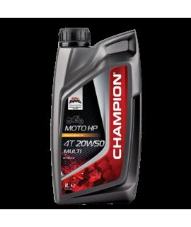 Huile moteur 4T Champion Moto HP 20w50 1 litre
