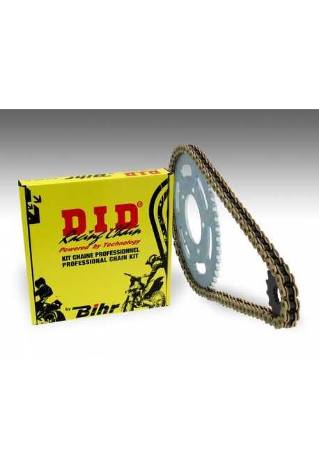 Kit chaîne D.I.D 520 type VX3 16/40 Honda NC700D. Integra