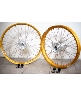 paire VMX RM 01-08 silver gold