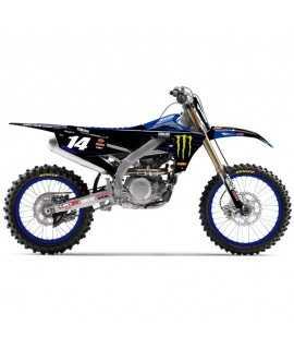 Kit déco D'Cor Team Yamaha Star Racing 250/450 YZF 2019-2020