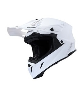 Casque KENNY TROPHY SOLID 20 MATT WHITE PEARL