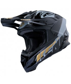 Casque KENNY TROPHY GRAPHIC 20 BLACK GOLD