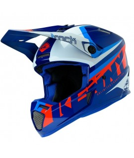 Casque KENNY TRACK ADULTE 2020 FOCUS NAVY WHITE