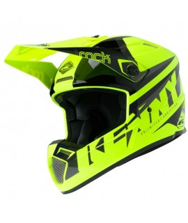 Casque KENNY TRACK ADULTE 2020 FOCUS NEON YELLOW