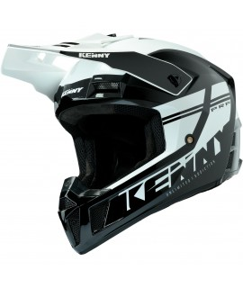 Casque KENNY PERFORMANCE ADULTE 2020 (PRF) BLACK WHITE
