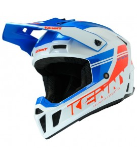 Casque KENNY PERFORMANCE ADULTE 2020 (PRF) BLUE WHITE RED