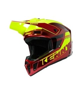 Casque KENNY PERFORMANCE ADULTE 2020 (PRF) RED CANDY