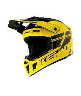 Casque KENNY PERFORMANCE ADULTE 2020 (PRF) YELLOW BLACK