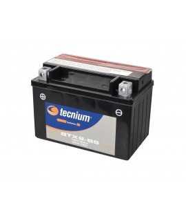 Batterie TECNIUM BTX14-BS sans entretien livrée avec pack acide