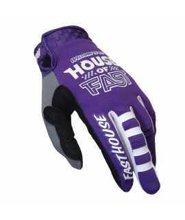 Gants FASTHOUSE howler purple/ charcoal