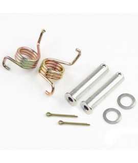 kit axe ressorts et goupille  pour  SX/F 16-21, EXC/F 17-21et TC/FC 16-21, TE/FE 17-211