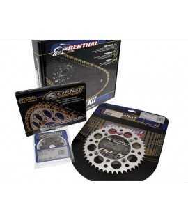 Kit chaîne RENTHAL 125 SX/TC R1 13/48 520