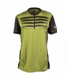 maillot FASTHOUSE BIKE crossline stripes olive
