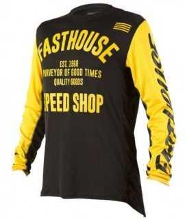 Maillot FASTHOUSE classic L1 noir jaune