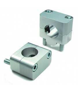 kit adaptateur guidon 22 en 28.6mm