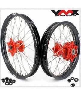 paire VMX 690 enduro 2008-2022 orange / noir
