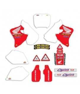kit deco HONDA 125/250 CR 94-96 DX1 RACING RP