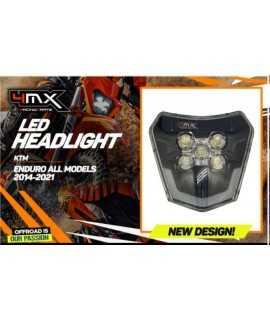 phare LED 4MX KTM EXC/F 2014-2022