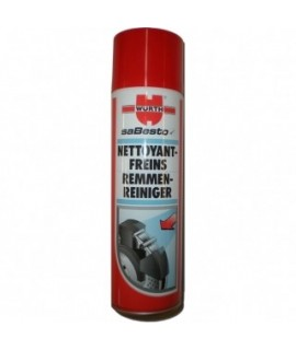 spray nettoyant frein WURTH