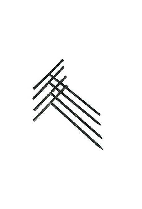 tournevis en T type hexagonal 6 pans