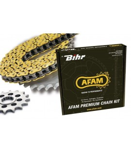 Kit chaine AFAM 530 type XRR2 YAMAHA FJ1200