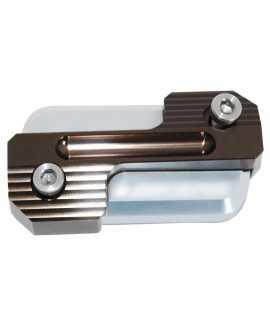couvercle de maitre de frein avant titanium series