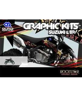 deco rockstar suzuki 450 LTR