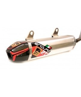 silencieux FRESCO KTM 125 EXC 12-16 et HVA TE 14-16