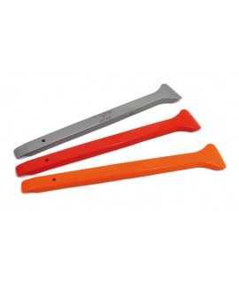 spatule anti-boue RNR rouge
